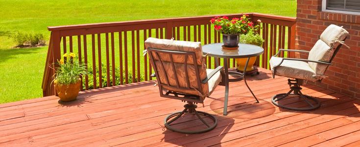 Bois de cèdre - Matériaux de patio et terrasse -  Matériaux de Matériaux Anctil et Matériaux Magog