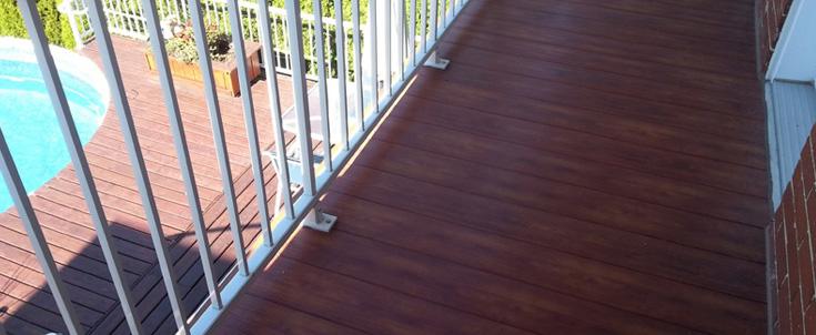 Planche d'aluminium - Matériaux de patio et terrasse -  Matériaux de Matériaux Anctil et Matériaux Magog