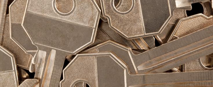 Fabrication de clé - Services en magasin de Matériaux Anctil et Matériaux Magog