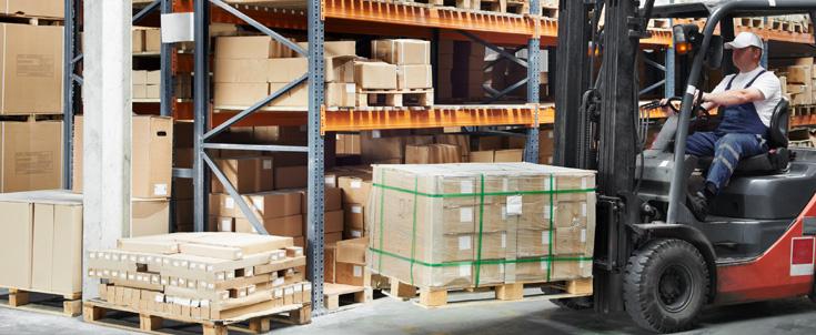 Service de livraison - Services en magasin de Matériaux Anctil et Matériaux Magog