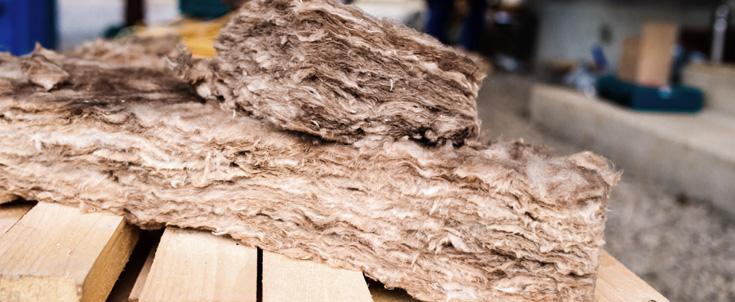 Souffleur à laine - Services en magasin de Matériaux Anctil et Matériaux Magog