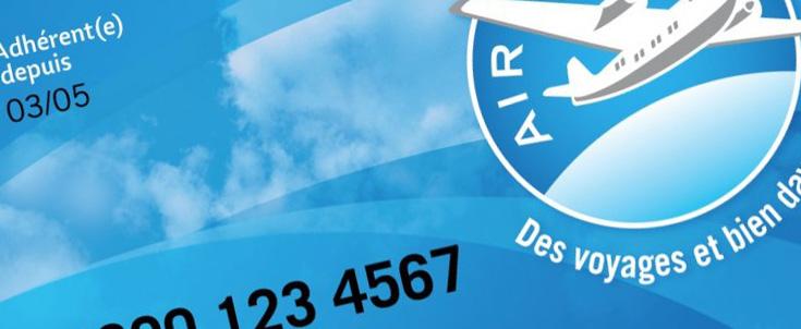 Service Carte Air Miles - Services administratifs de Matériaux Anctil et Matériaux Magog